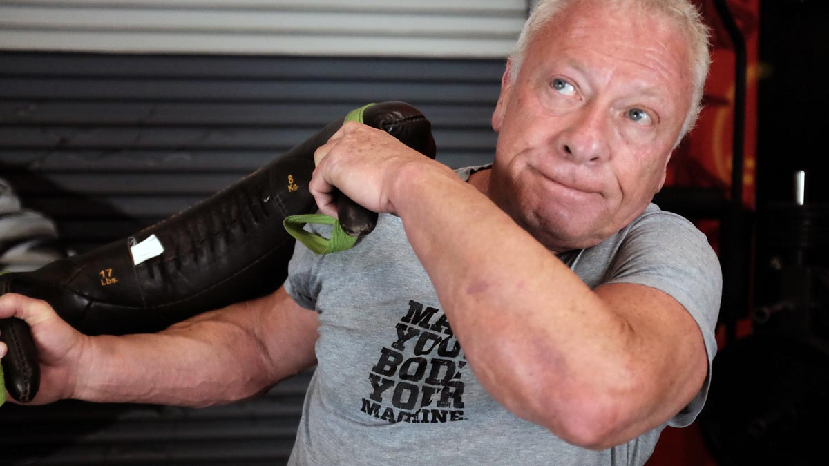 difference between sandbags and bulgarian bags