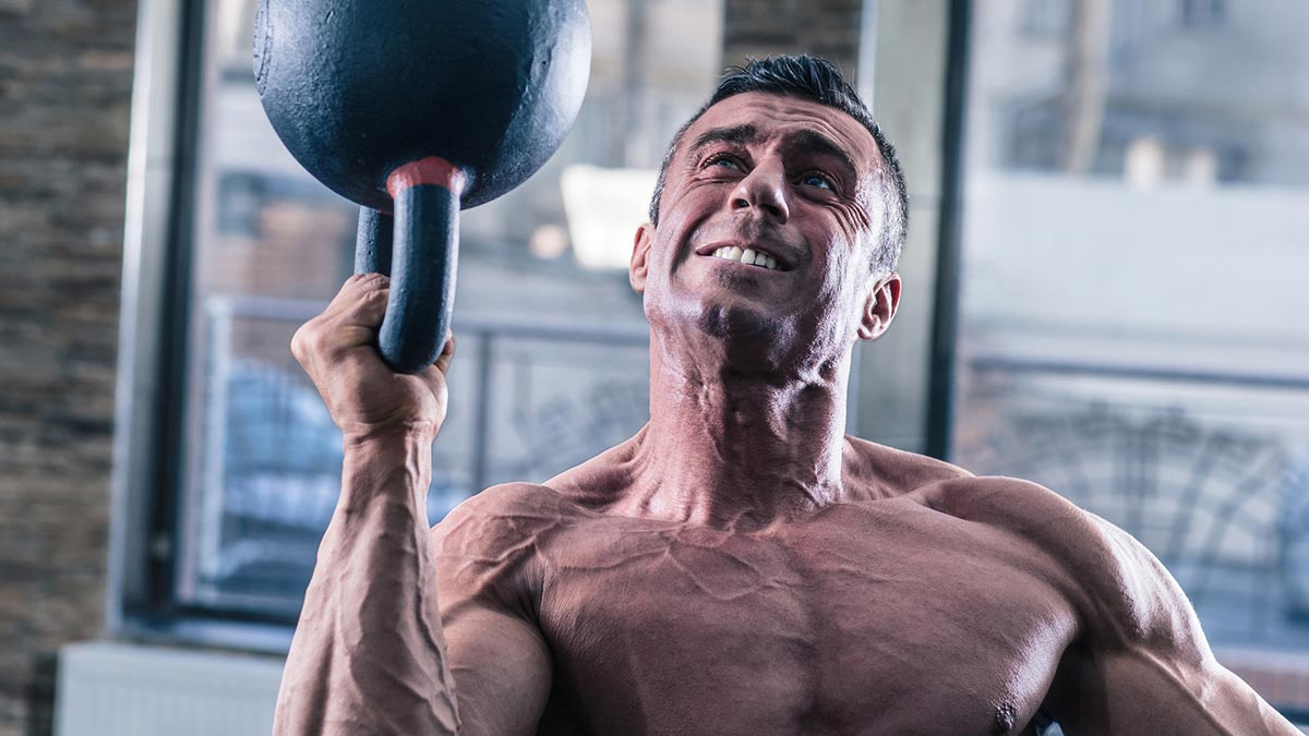 Why Invincible Athletes Train with Kettlebells
