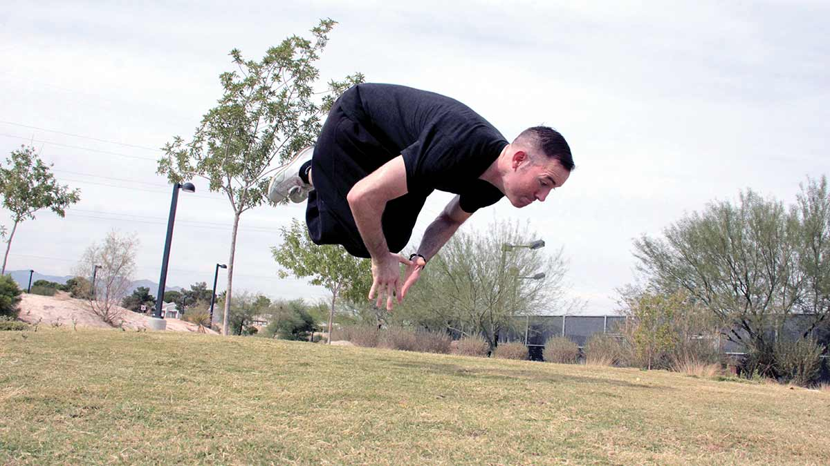 The Top 5 Exercises for Stuntmen