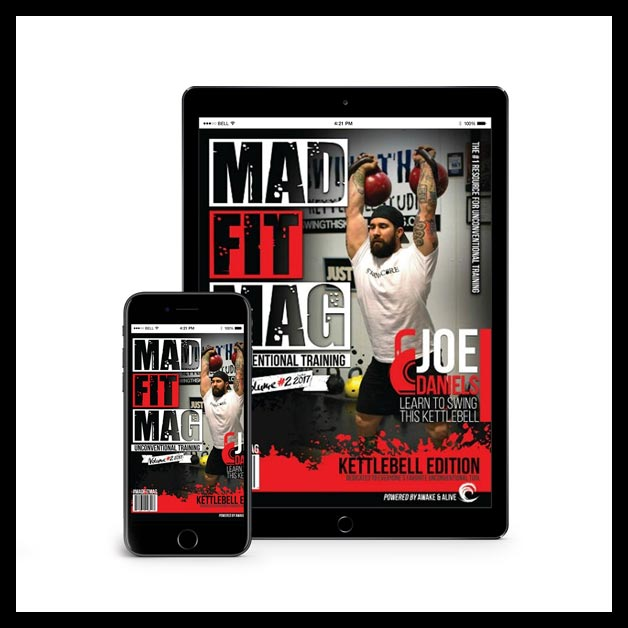 MAD FIT MAGAZINE ISSUES