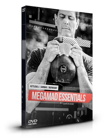 MegaMad Essentials DVD