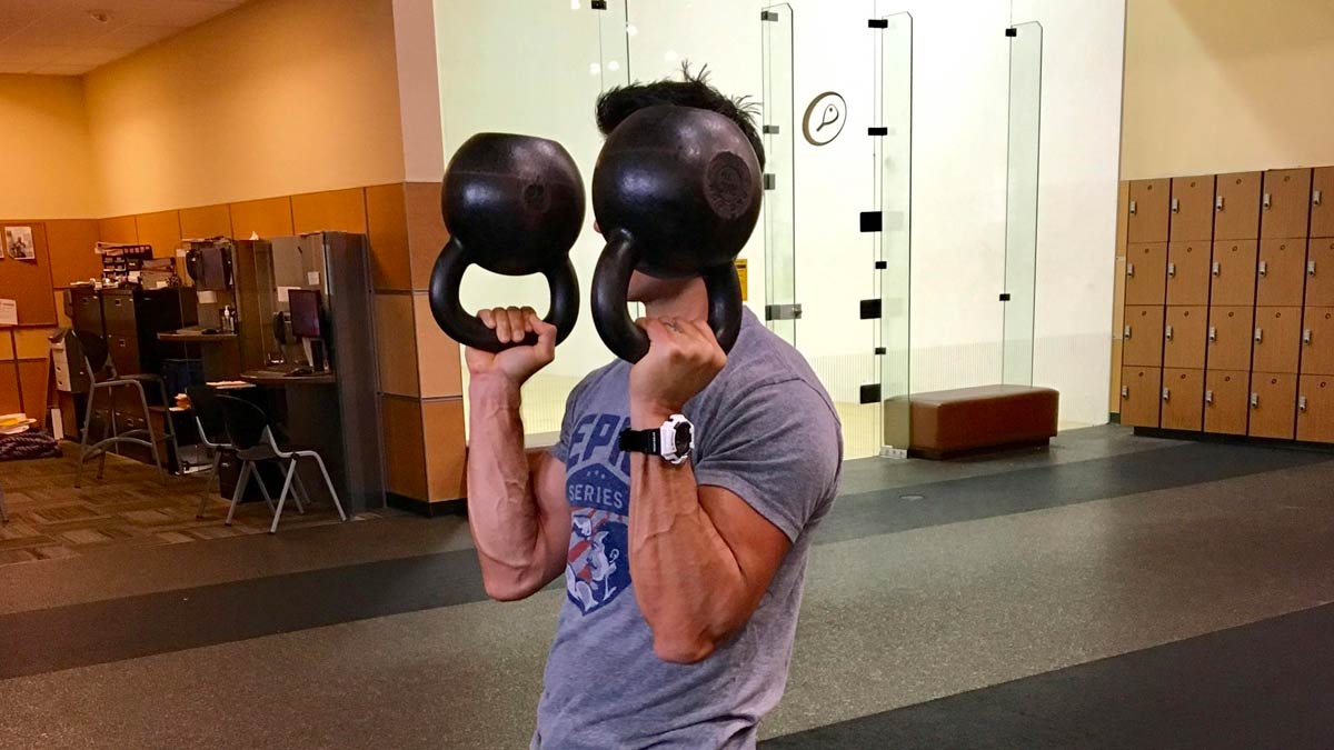 Kettlebell Complex Workout #3