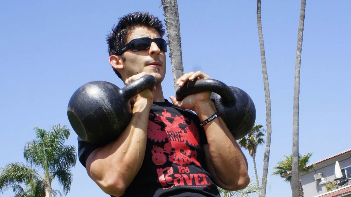 Kettlebell Complex Workout #1