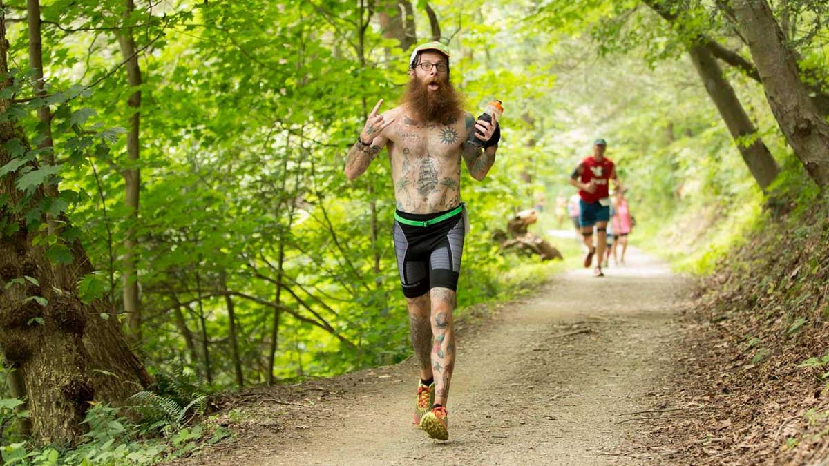 A Crash Course in Ultra Running by Kevin Bartow