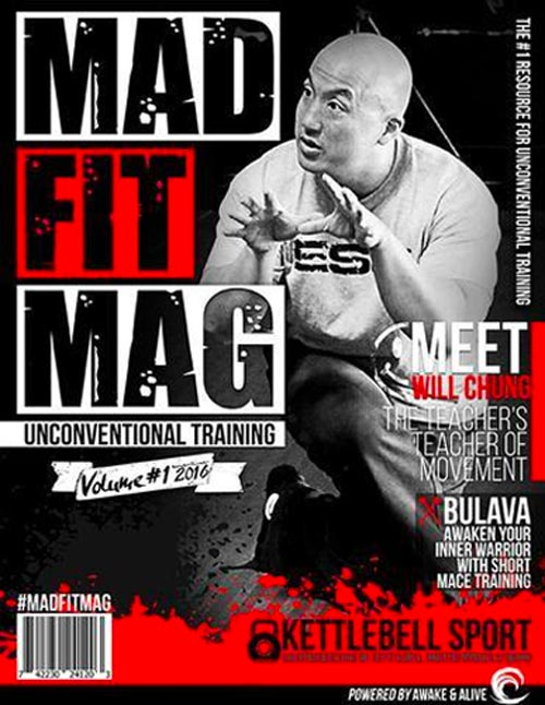 MAD FIT MAG VOLUME #1