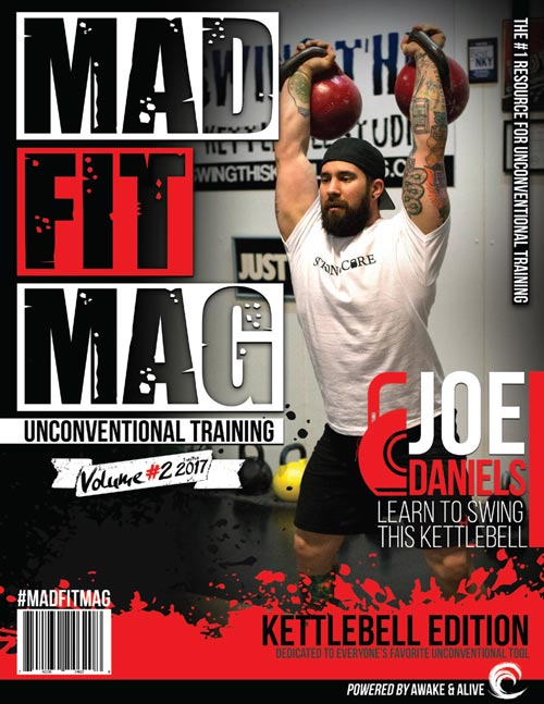 MAD FIT MAG VOLUME #2