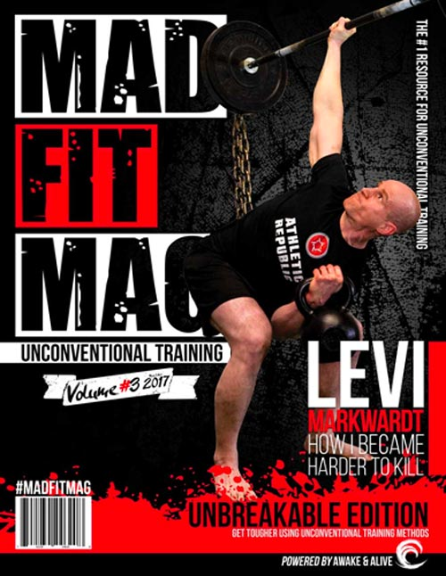 MAD FIT MAG VOLUME #3