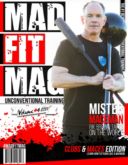 MAD FIT MAG VOLUME #4