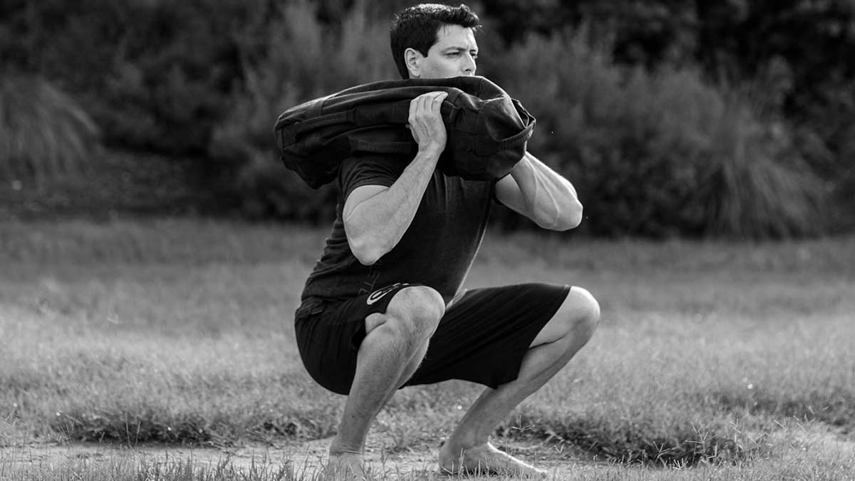 WHAT DOESN'T KILL YOU SANDBAG WORKOUT B