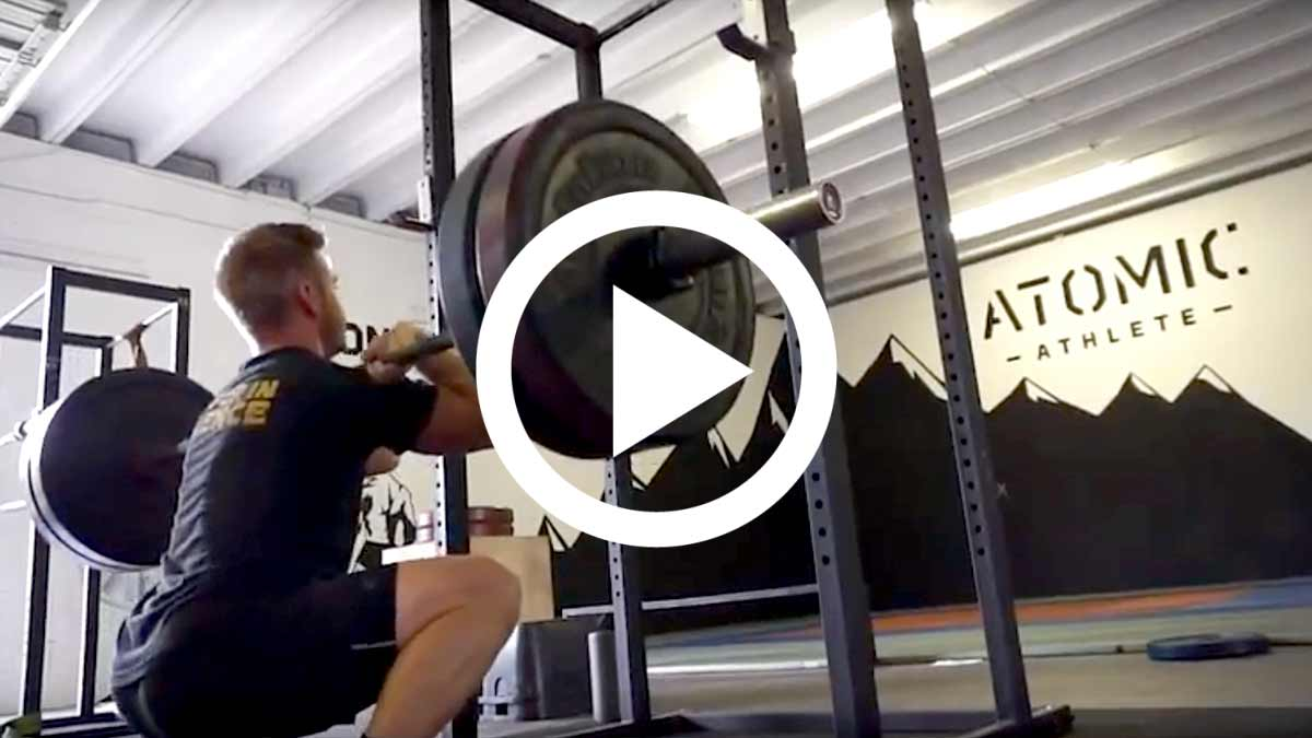 Atomic-Athlete Unconventional Strength & Power Workout