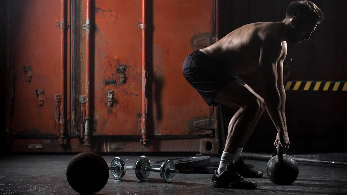 RUGGED Strength & Conditioning WORKOUT E